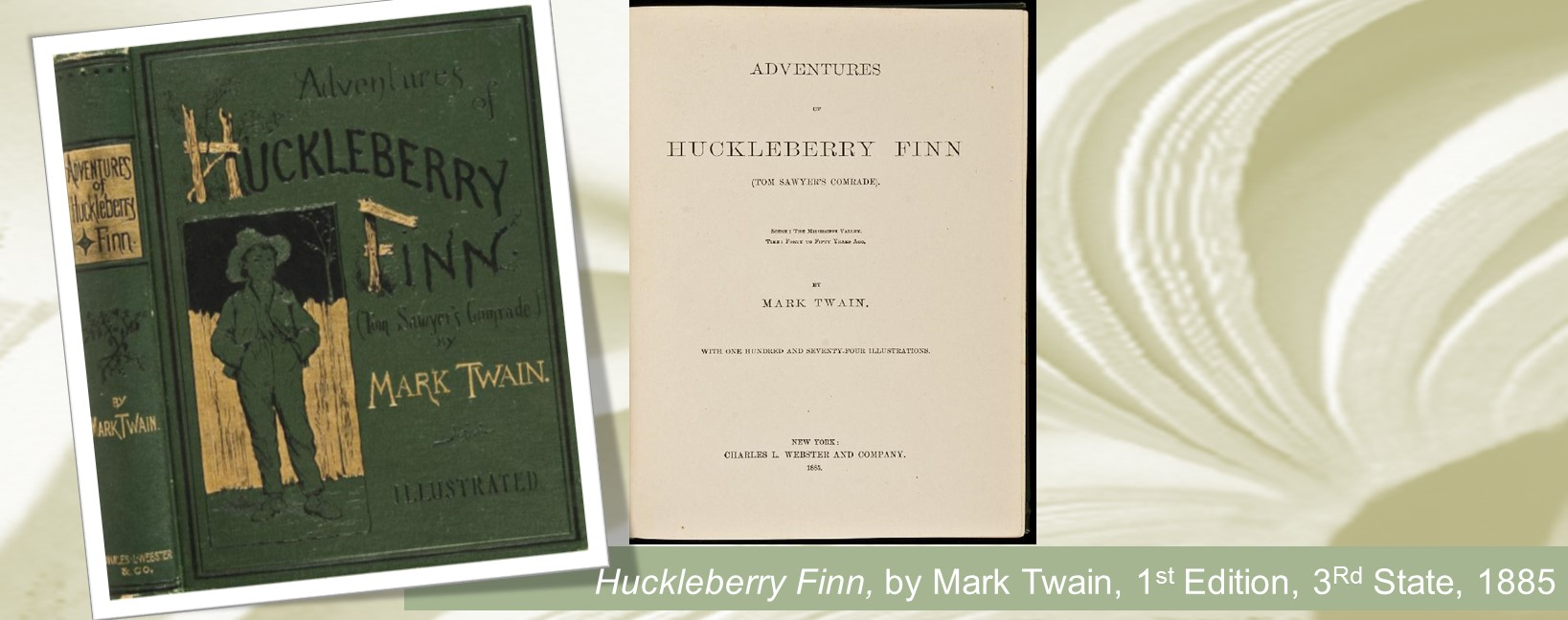 huckleberry finn a good role model Free essay on the role of the mississippi river in huckleberry finn available totally free at echeatcom, the largest free essay community.