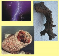 lighting and fulgurites