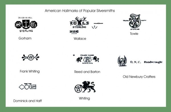 American_Silver_Marks